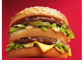 Большой и вредный Макдональдс