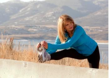 Икона фитнеса из США Кэти Смит