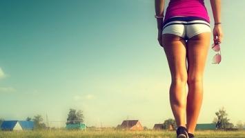 Тренировки для создания красивых женских ног